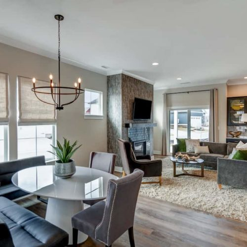 Virtual Home Tour: Sunrise on the Monon Model Home
