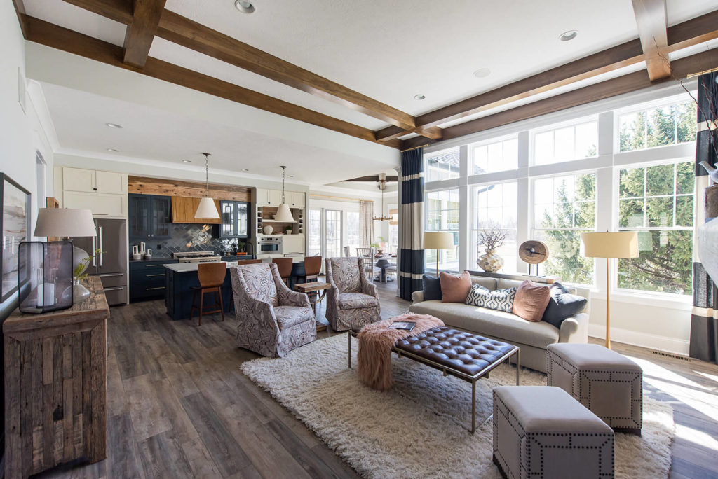 Design Tips for an Open Floor Plan