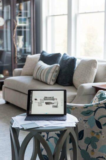 Virtual Interior Design Services Indianapolis