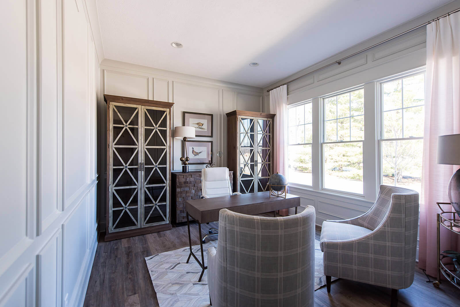 The perfect home office for meetings